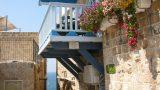 מרפסת תלויה- בניין לשימור יפו